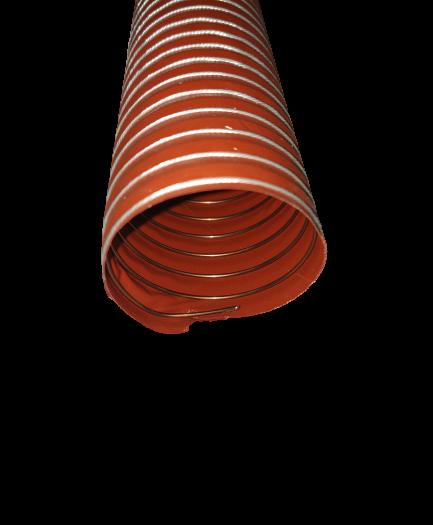 Gaine de ventilation silicone